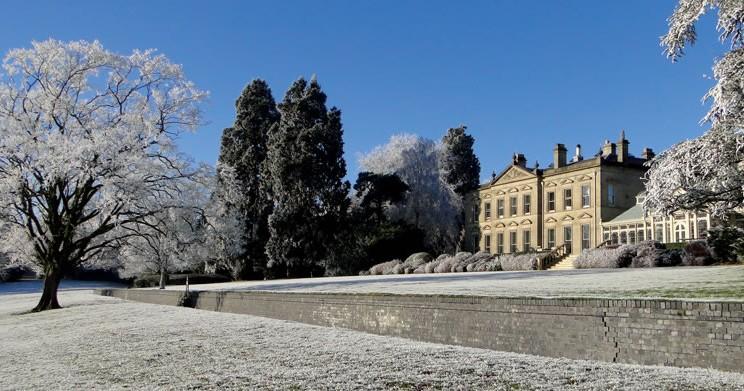 Winter Scene Kilworth House Hotel