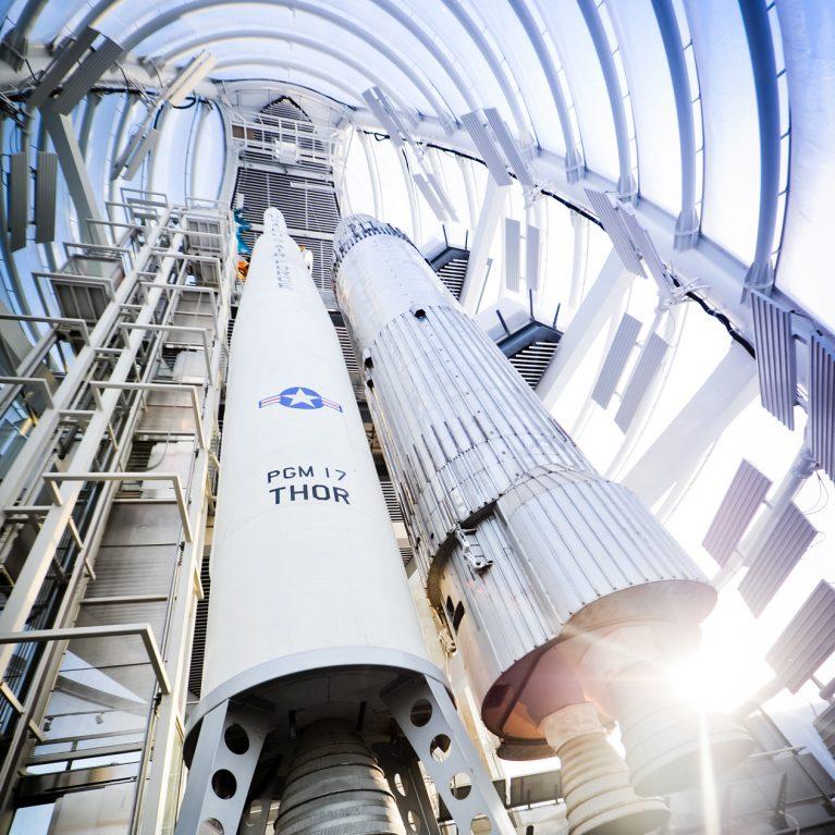 Thor-PGM-17-Rocket