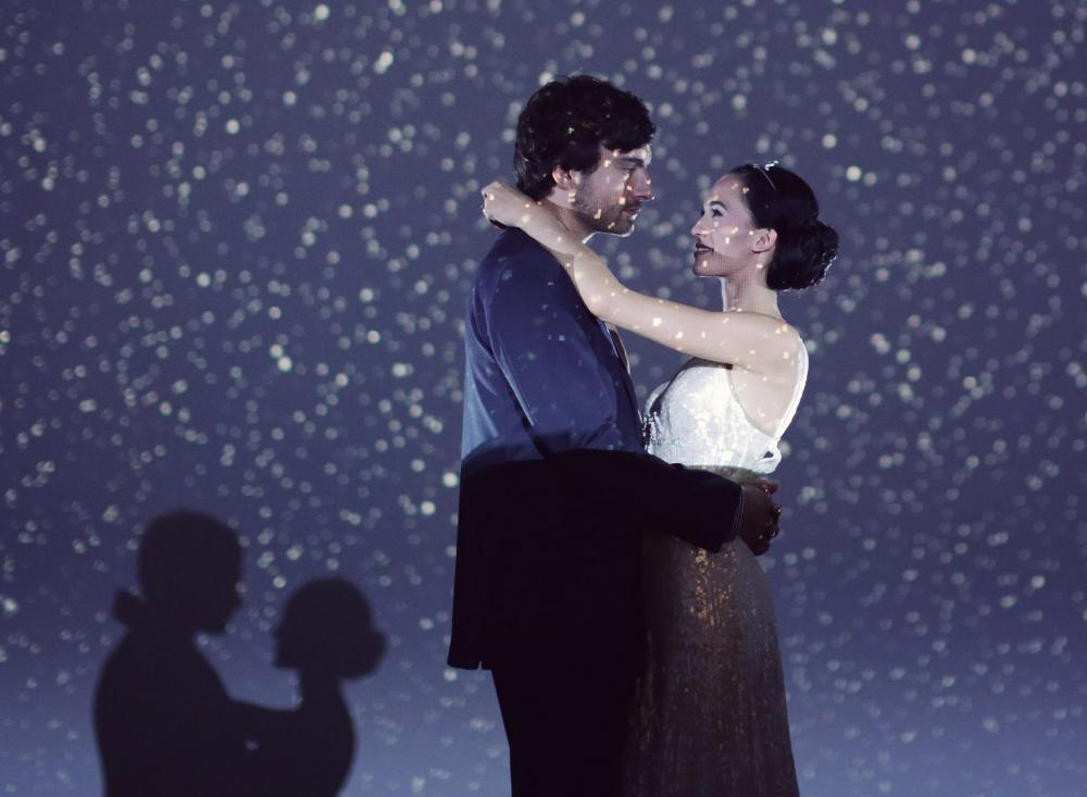Dance Under the Stars at the Space Centre