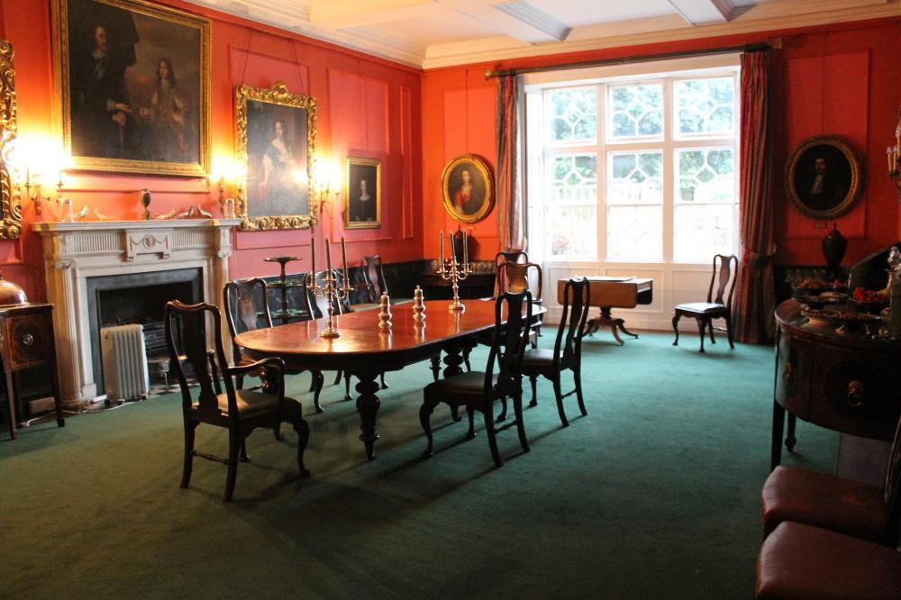 Dining Room Trumpton Hall
