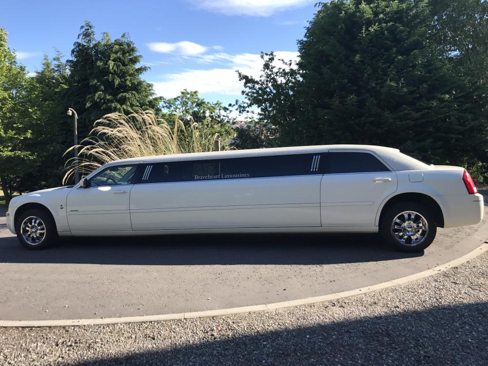 Limousines Stirlingshire