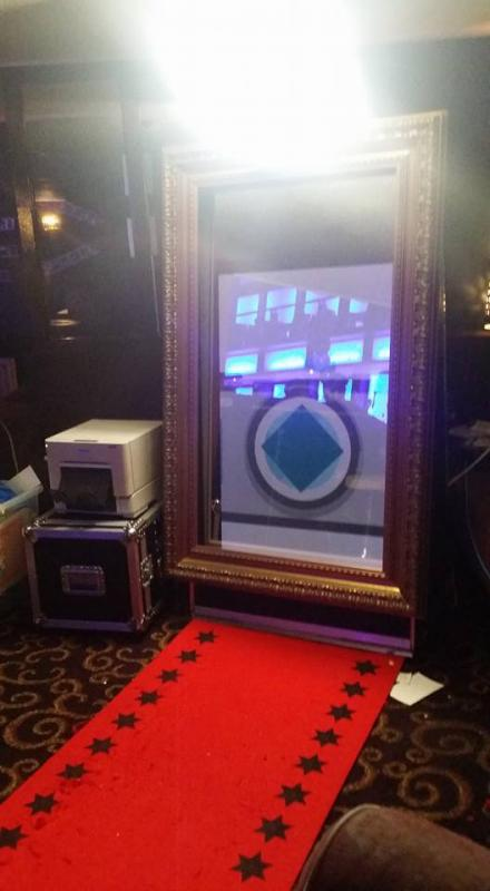 Mirror Booth Hire