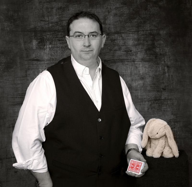 Craig Stephenson - magician