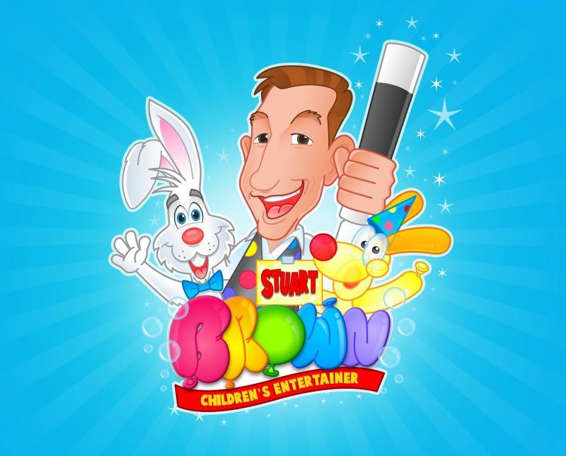 Derby Childrens Entertainer Stuart Brown
