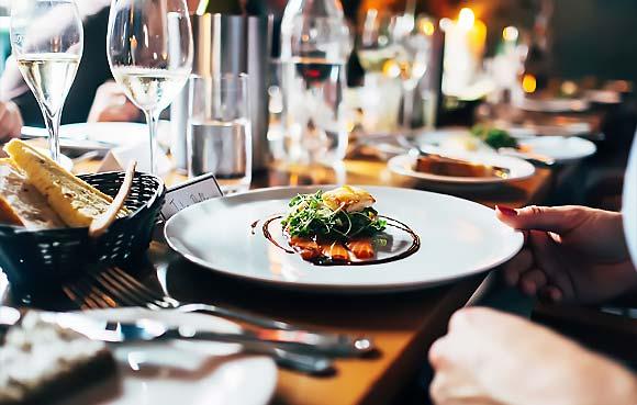 Wedding Gourmet Cuisine