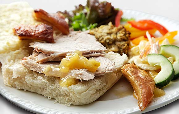 Plated Pork