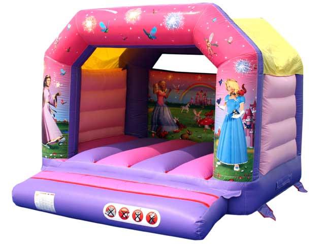 Princess Castle - www.leapandjump.co.uk