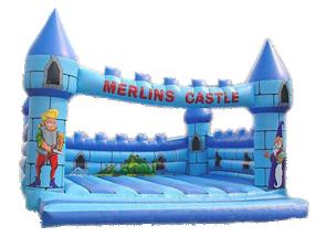 Merlin Castle - www.leapandjump.co.uk