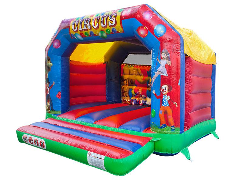 Circus Castle - www.leapandjump.co.uk