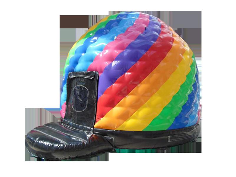 Disco Dome - www.leapandjump.co.uk