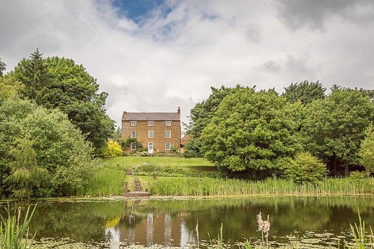 Halstead House Farm Wedding Venue Leicesterhires
