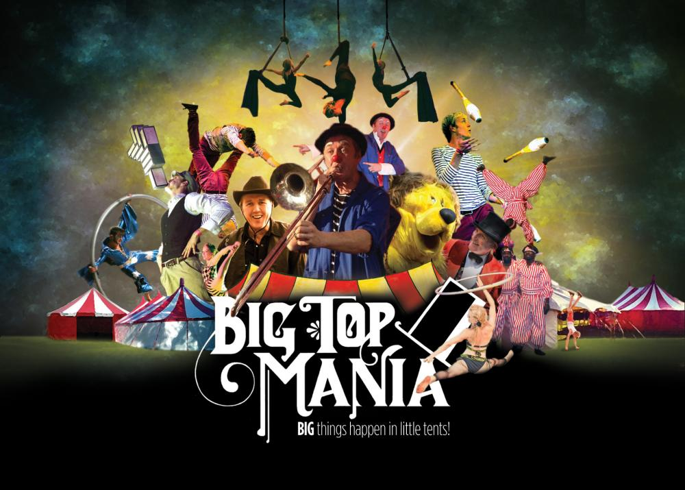 bigtopmania circus